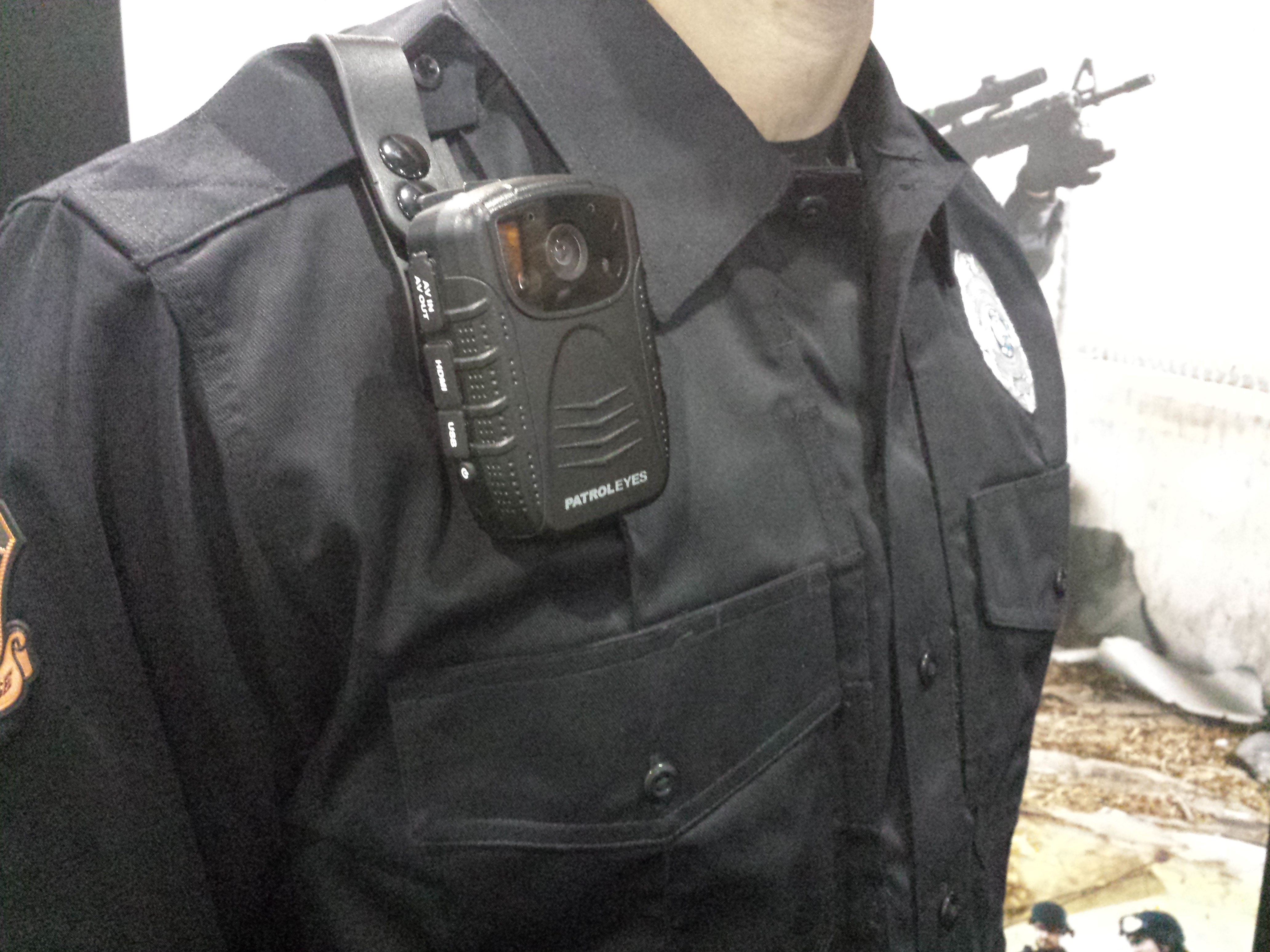 Gopro Police Body Cams Police Body Cameras Wearable Cams