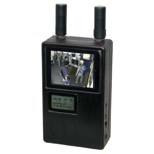 security equipment counter surveillance wireless video scanner camera hunter